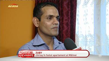 Fenomen inexplicabil in casa in care a locuit Malina Olinescu! Vezi ce spune chiriasul pakistanez despre apartamentul in care sta!