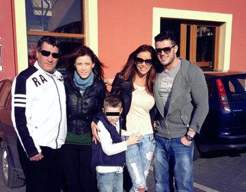 Victor Slav s-a simtit extraordinar acasa la Bianca Dragusanu! Uite cum si-au petrecut cei doi porumbei weekendul la Calan!