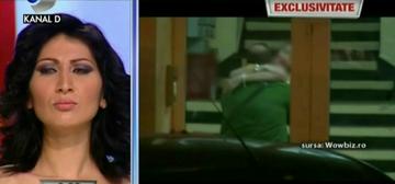 VIDEO Fostul iubit al Loredanei Pastrama a fost surprins cu alta femeie! Cristi Grigore si noua lui bruneta au oferit imagini fierbinti pe balconul casei, dar si in bloc cand ea si-a aratat sanii