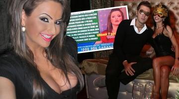 """FOTO! O mai tineti minte pe """"Isterica de la miezul noptii""""? Acum Adela Lupse organizeaza petreceri de swingeri! Party-ul pus de ea la cale a inceput cu protagonistii echipati in lenjerie intima si cu masti pe fata!"""
