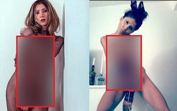 """Marea castigatoare de la """"Bravo, ai stil!"""" a realizat un pictorial nud! Silvia a pozat goala si a demonstrat ca e lipsita de inhibitii! Imaginile fierbinti"""