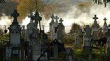 Crimă oribilă! Un primar, ucis cu sânge rece într-un cimitir! Bărbatul a fost găsit cu gâtul tăiat