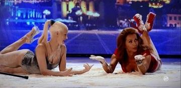 """Dansatoarea care s-a tavalit prin faina cu Mihaela Radulescu, agasata de fanii prea insistenti! """"Nu caut prietenie sau o relatie!"""""""
