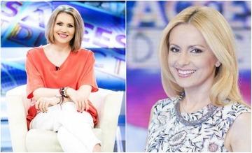 Duelul prezentatoarelor! Simona Gherghe, respinsa de public dupa ce a revenit la carma emisiunii! O vor inapoi pe Vaida