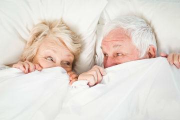 Sexul dupa 60 de ani. Cum arata partidele de amor la varsta a treia