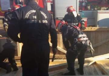 Doi muncitori au murit inecati la statia de epurare de la Insuratei si alti trei sunt in stare grava