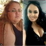 Incredibil, dar adevarat! O tanara a slabit 88 de kilograme! Cum a reusit femeia si cum arata acum