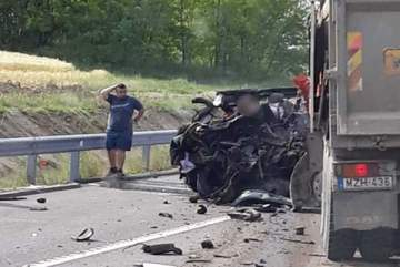 Ce se intampla cu trupurile neinsufletite ale romanilor din accidentul din Ungaria. Informatii de ULTIMA ORA