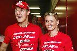 Prima aparitie publica a familiei Schumacher, la 3 ani de la cumplitul accident al pilotului
