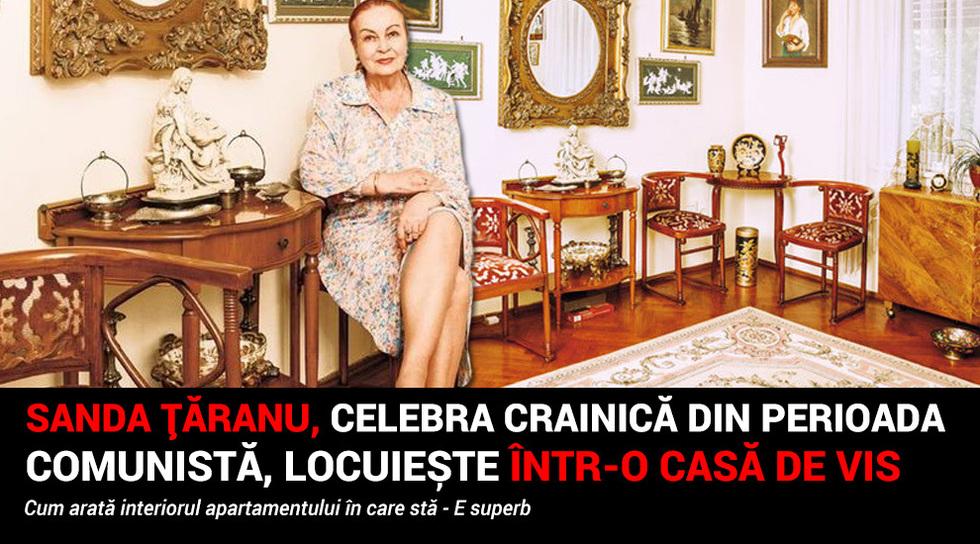 Sanda Taranu, celebra...
