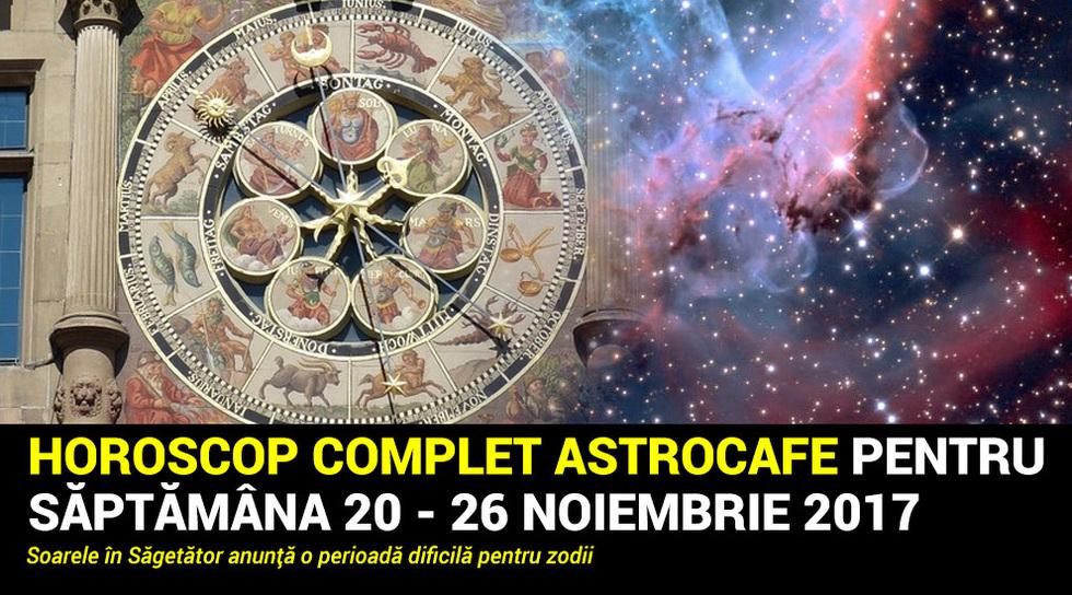 Horoscop complet AstroCafe...