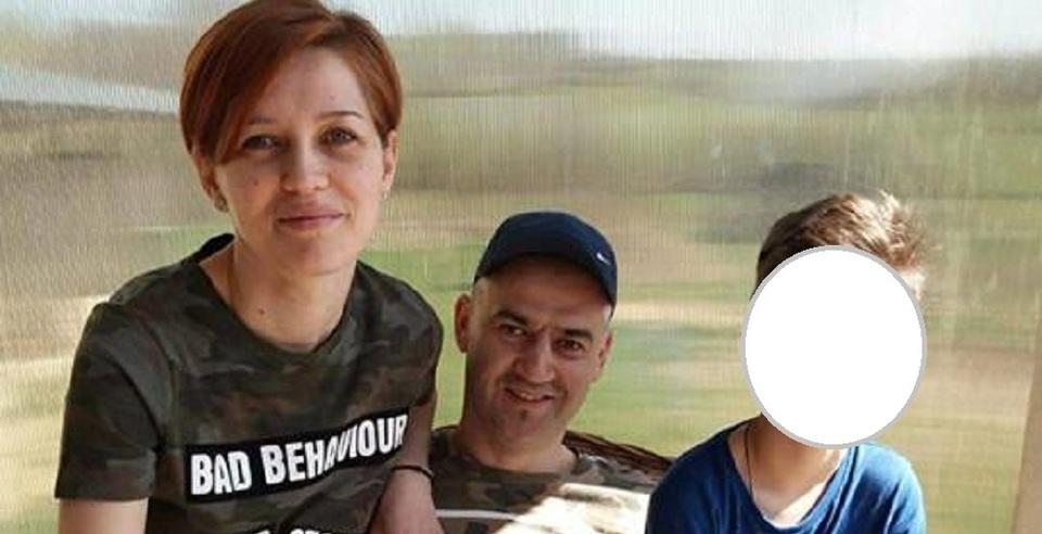 Ea este femeia ucisa de sotul ei cu un ciocan! Nicoleta si sotul ei sinucigas aveau un baiat in varsta de 8 ani