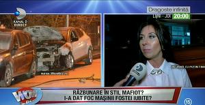 """Scandal monstru în showbiz! Simona Chitac, acuzatii grave la adresa lui Daniel Onoriu, după ce i-a luat foc masina: """"Am inregistrari, cineva a..."""""""