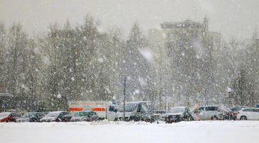 Avertizare meteo: sunt asteptate ninsori uriase in Bucuresti! Ce se intampla in Capitala, incepe de joi