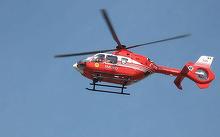 Accident grav in Constanta. O victima a fost transportata la spital cu elicopterul SMURD
