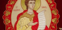 17 Decembrie, ziua in care credinciosii il sarbatoresc pe Sfantul Prooroc Daniel