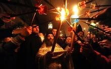 Stirile Kanal D, ora 12: Lumina Sfanta din Israel vine in Romania si de Craciun, nu doar de Paste