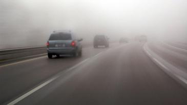 Meteorologii au emis o atentionare de cod galben de ceata in judetul Salaj