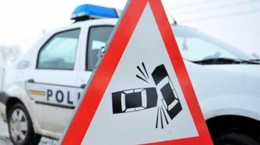 Sase persoane au fost ranite intr-un accident in Buzau! Soferul masinii a vrut sa evite un caine aflat pe sosea!