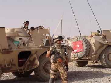 Vesti bune despre subofiterul roman, supravietuitorul atacatului de la baza militara din Kandahar. Acesta urmeaza sa fie externat