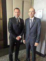 Christian Sabbagh, solicitat de catre Ambasada statului Kuwait sa ajute la rezolvarea cazului disparitiei lui Mohammes al Baghli