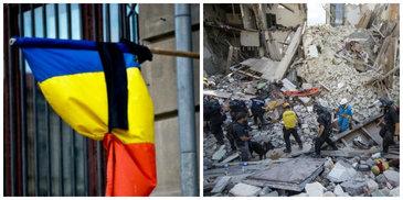 Zi de doliu national pentru romanii morti in cutremurul din Italia. Doua dintre victime au fost inmormantate, iar o a treia va fi inmormantata astazi