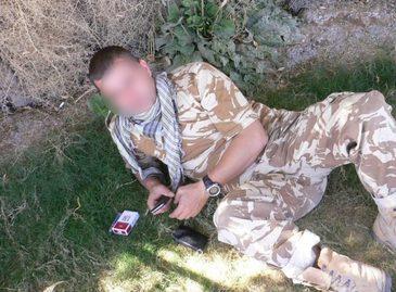 A luptat in Irak si Afganistan, dar in loc sa fie decorat, a fost arestat. Un militar din Dej este acuzat ca abuzat sexual o fetita de 8 ani. Acesta nu este singura victima a barbatului