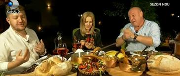 Reteta de toamna ca in Poiana Caprioara! Cum sa prepari o friptura de mistret cu fructe de padure! Te lingi pe degete