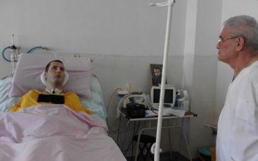 "Chirurgul Gheorghe Ciobanu: ""Ce se intampla in sanatate e genocid!"". Acum o saptamana, fiul acestuia a murit, iar medicul da vina pe sistemul medical romanesc"