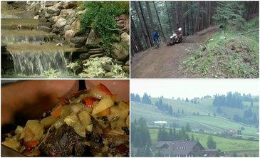 """Alpii Bucovinei"" ofera privelisti uluitoare, aventura, gazde primitoare si bucate alese. E unul din locurile care trebuie vazute cel putin o data in viata"