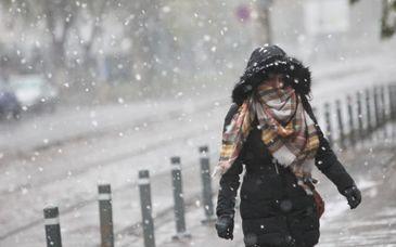 ANM anunta cod galben de ninsori si viscol - Care sunt zonele afectate