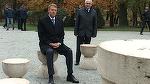 Iohannis, despre Masa Tăcerii: Dacă Brâncuşi nu voia să se aşeze nimeni, nu punea scaunele în parc public, ci la muzeu