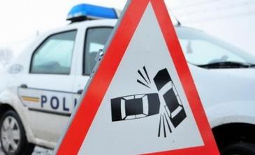 Zeci de clienti si angajatii unui magazin din Ploiesti au fost evacuati dupa ce un TIR a derapat si a rupt o teava de gaze
