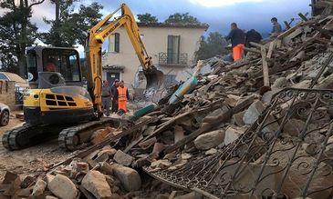 Un nou cutremur a lovit centrul Italiei. Seismul a avut o magnitudine de 4.4 pe scara Richter