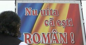 Un sofer de tir are si-a imprimat camionul cu versuri ale lui Mihai Eminescu si-l plimba prin toata lumea