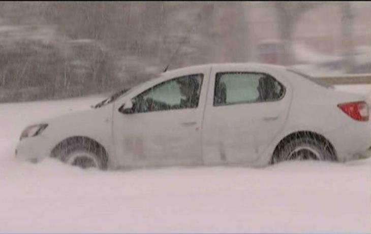 Ce nu trebuie sa faceti cand conduceti pe timp de iarna! Greseala pe care o fac toti soferii