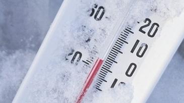 Vreme geroasa in toata tara pana miercuri! Minimele pot ajunge pana la -26 de grade Celsius