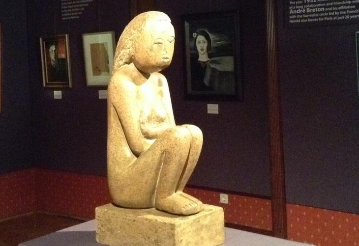Cumintenia Pamantului a fost in 2016 cea mai disputata opera de arta! Unde se afla ea acum