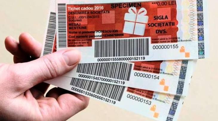 Angajatorii ar putea sa ofere mai multe tichete cadou femeilor din Romania in data de 8 Martie. Cresterea ar putea sa fie de 20%
