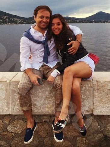 Fiica lui Adriean Videanu se marita. Cine este ginerele fostului ministru