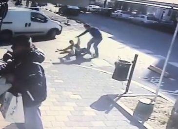 Angajat al unui magazin din Constanta, injunghiat de un client nervos ca nu i-a inlocuit un produs