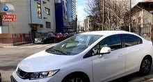 Parcarea pe trecerea de pietoni sau in statia de autobuz a devenit sport national - Asa arata un Bucuresti sufocat de autoturisme