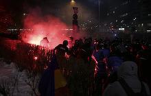 Propunere de arestare preventiva pentru huliganii care au inceput violentele de la protestul din Piata Victoriei