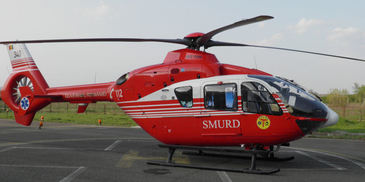 Barbat din Arad, transportat cu elicopterul in stare grava la spital. Metoda prin care a incercat sa se sinucida i-a lasat fara cuvinte pe medici