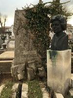 Mormantul sotiei omului de incredere al lui Ceausescu, in paragina! Gogu Radulescu a fost unul dintre prietenii apropiati ai fostului dictator