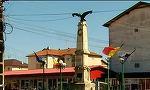 "Cel mai ""original"" monument istoric din Romania: vulturul cu bec in cioc! a fost ridicat in memoria eroilor"