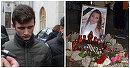 Tatal adolescentului care si-a ucis iubita in Parcul Copou, mort in chinuri groaznice. El mergea la puscarie, sa isi viziteze fiul