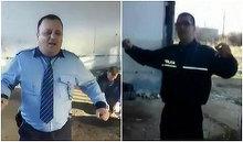 Ancheta la Politia Capitalei, dupa ce patru agenti s-au filmat facand gratar in timpul serviciului. N-a lipsit nici muzica lautareasca