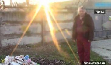 Primarul din Braila i-a facut de rusine pe cei care arunca gunoaiele la voia intamplarii