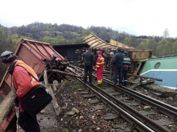 Detalii cutremuratoare despre unul dintre mecanicii de tren care si-au pierdut viata in accidentul feroviar din Hunedoara